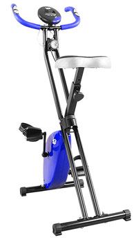 X-Bike Exercise Bike Review rear