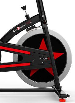 We R Sports C100 flywheel