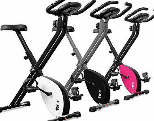 JLL Folding Magnetic Exercise Bike