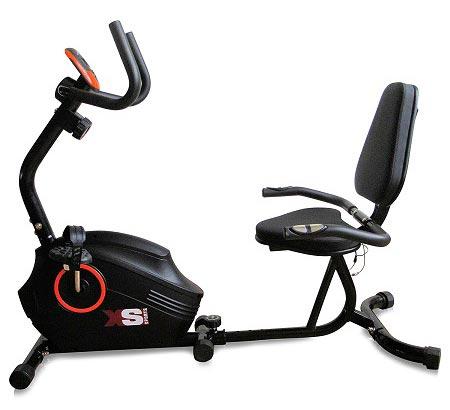 XS Sports Recumbent Exercise Bike