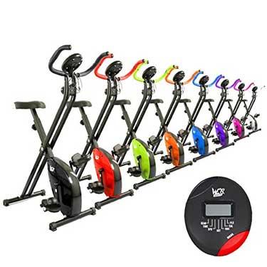 x-bike folding exercise bike