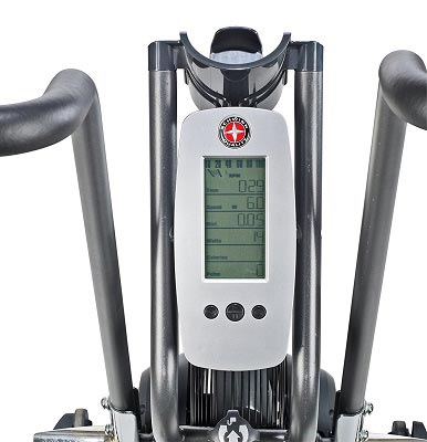 Schwinn Airdyne AD6 display