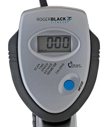 Roger-Black-Manual-Aerobic-Cycle-Bike-Display