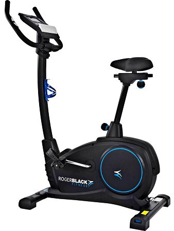 Roger-Black-Programmable-Platinum-Exercise-Bike