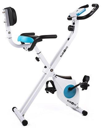 Klarfit-Azura-Folding-Exercise-Bike