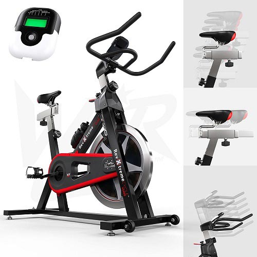 We R Sports Aerobic Exercise Bike