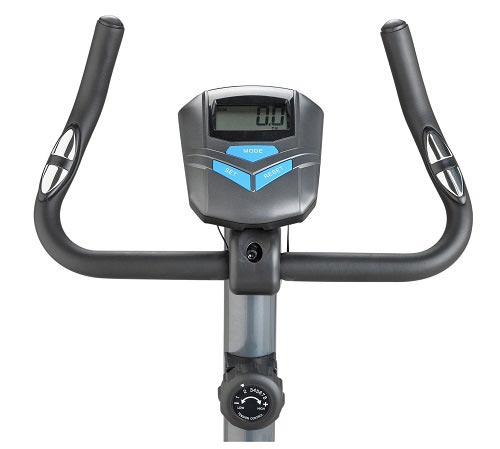Roger-Black-Plus-Magnetic-Exercise-Bike-Pulse-Sensors
