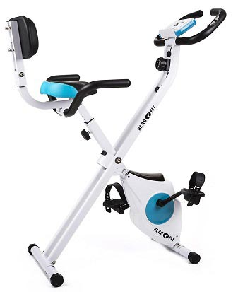 Klarfit Azura Folding Exercise Bike