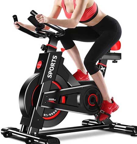 Dripex Upright Exercise Bike